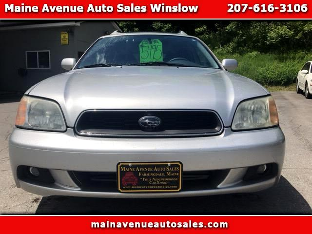 2003 Subaru Legacy Wagon L Special Edition