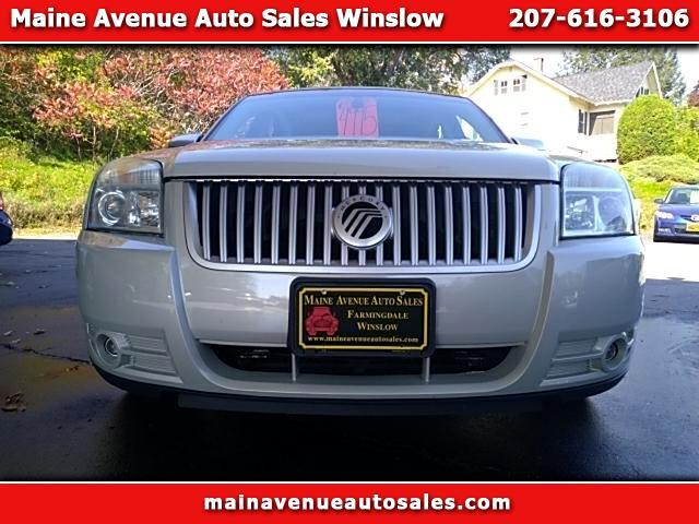 2008 Mercury Sable Premier AWD