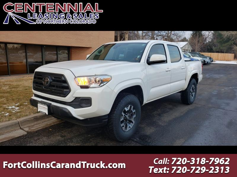 2018 Toyota Tacoma 4WD Double Cab V6 AT SR (Natl)