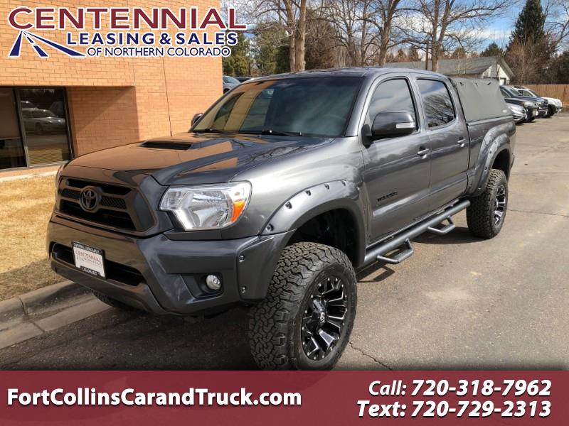 2015 Toyota Tacoma TRD Sport Double Cab 6' Bed V6 4x4 AT (Natl)