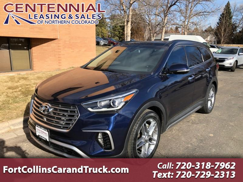 Hyundai Santa Fe Ultimate AWD 2017
