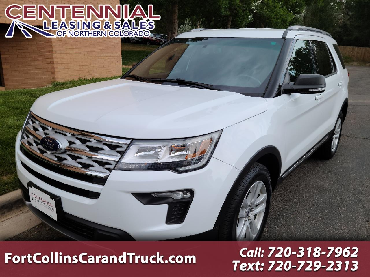 Ford Explorer XLT 4WD 2019