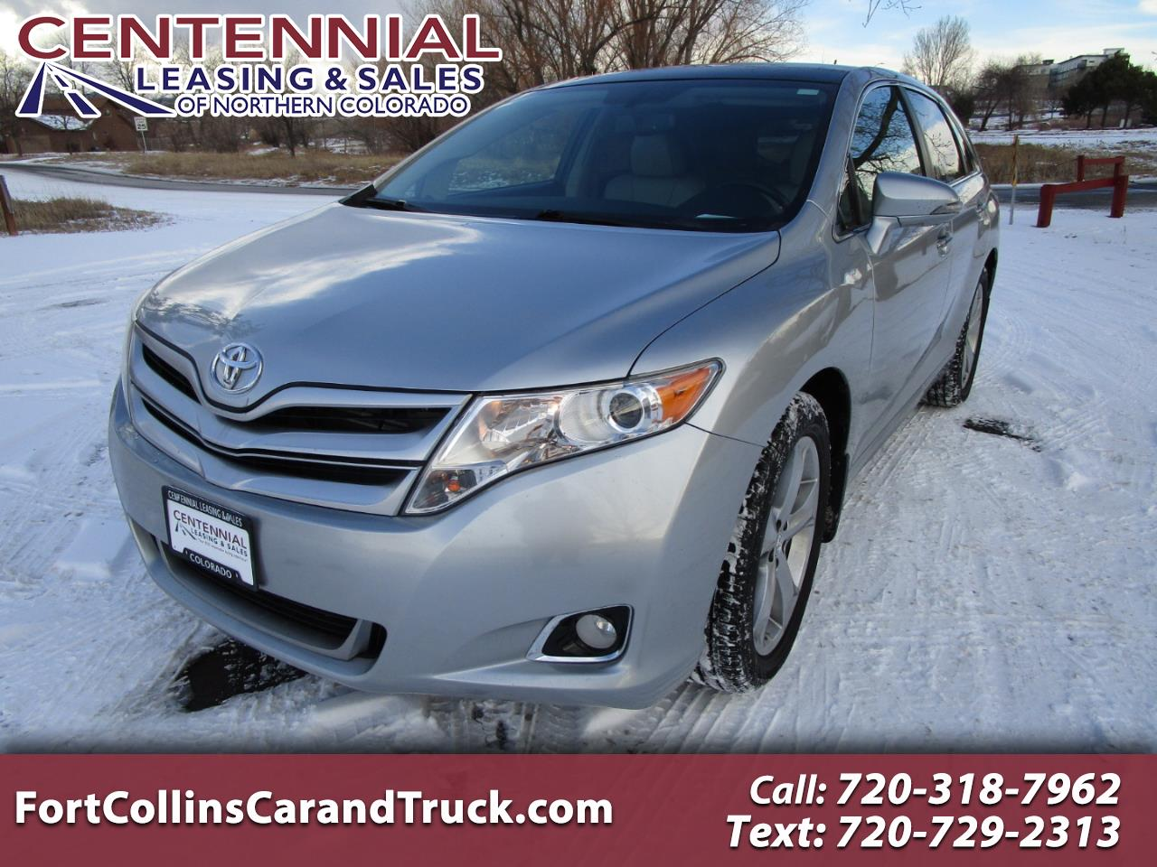 Toyota Venza 4dr Wgn V6 AWD Limited (Natl) 2015
