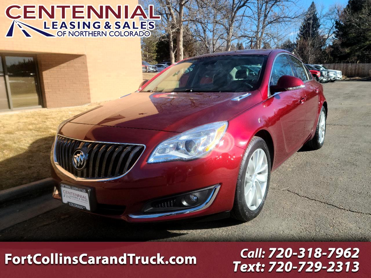 Buick Regal 4dr Sdn FWD 2017