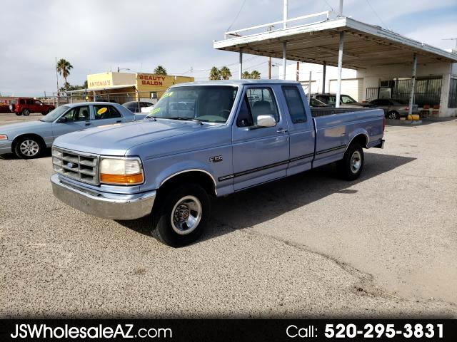 1996 Ford F-150 Special SuperCab Long Bed 2WD