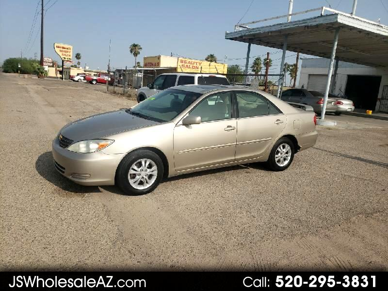 Toyota Camry LE V6 2004