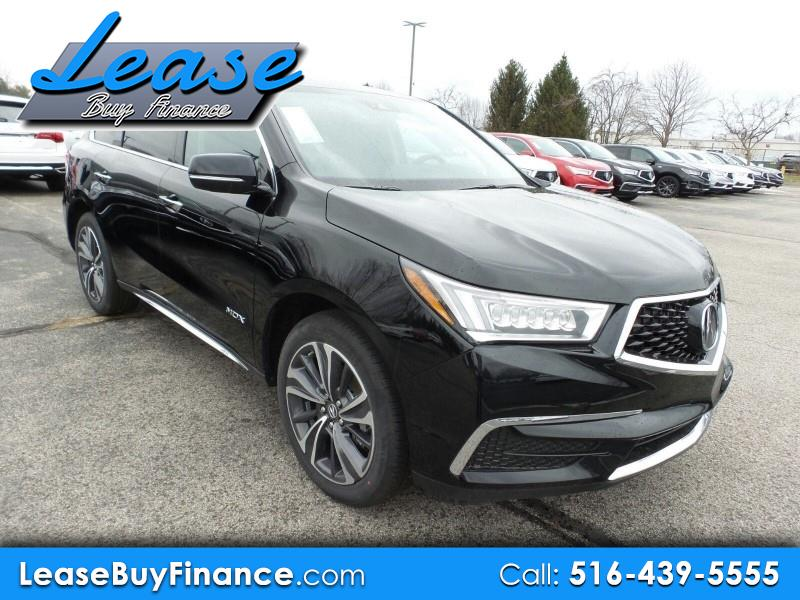 Acura MDX 4WD 4dr 2020