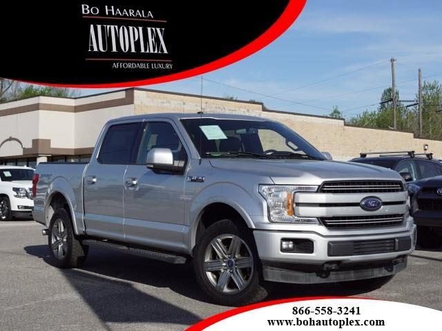 2018 Ford F-150 supercrew 4wd