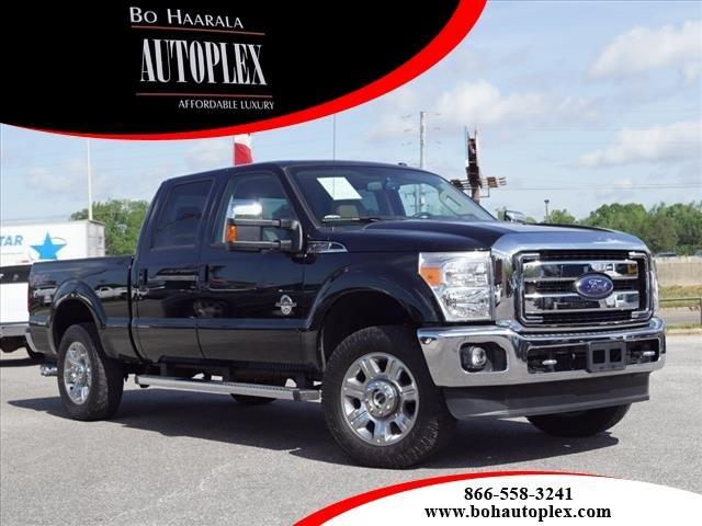 2016 Ford F-250 SD f250 lariat 4wd