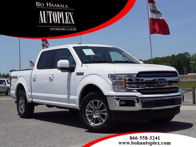 2018 Ford F-150 supercrew lariat, 4wd
