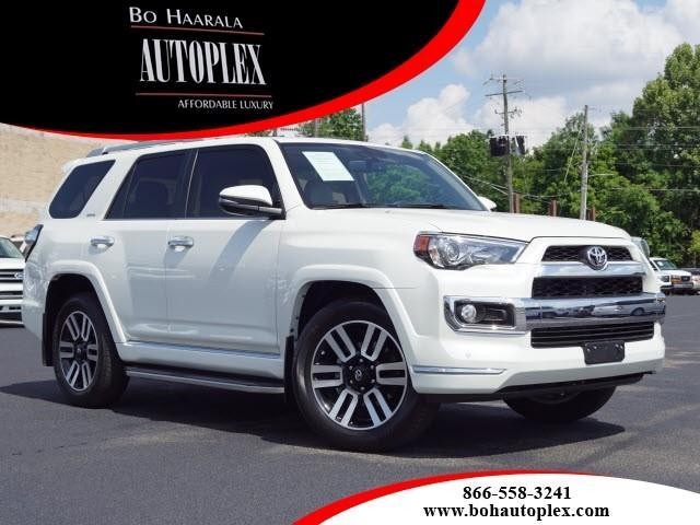 2017 Toyota 4Runner Limited 2WD V6