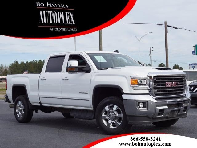 2018 GMC Sierra 2500HD Crew Cab Short Bed 4WD