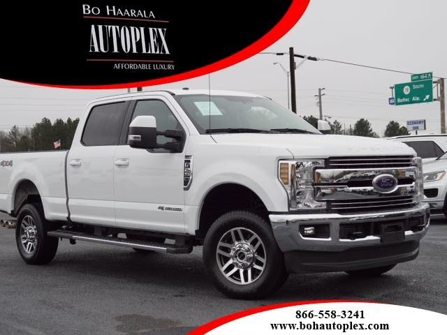 2018 Ford F-250 SD Lariat 4WD
