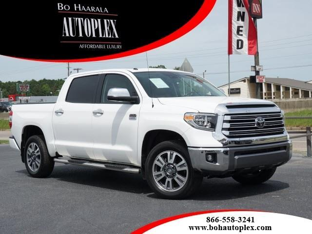Toyota Meridian Ms >> Used 2019 Toyota Tundra For Sale In Meridian Ms 39301 Bo