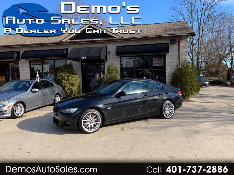 BMW 3-Series 335xi Coupe 2008