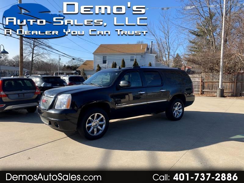 2009 GMC Yukon XL Denali AWD 4dr 1500