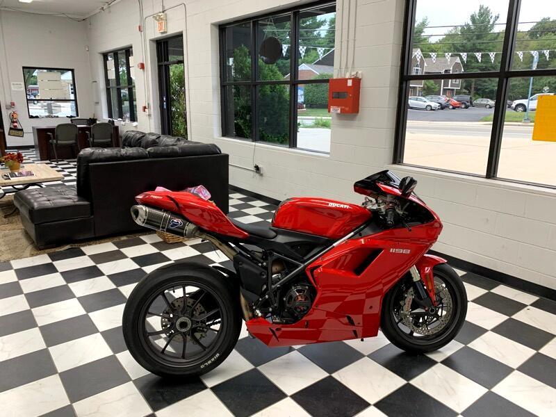 Ducati Superbike 1198  2010