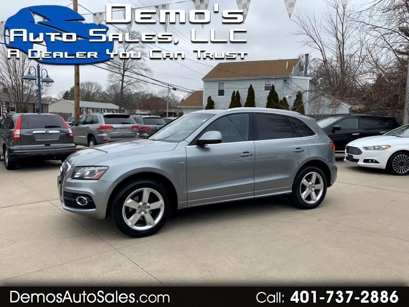 Audi Q5 3.2 quattro Premium 2009