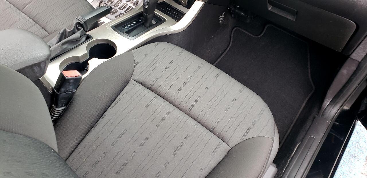 2009 Ford Focus 2dr Cpe SE