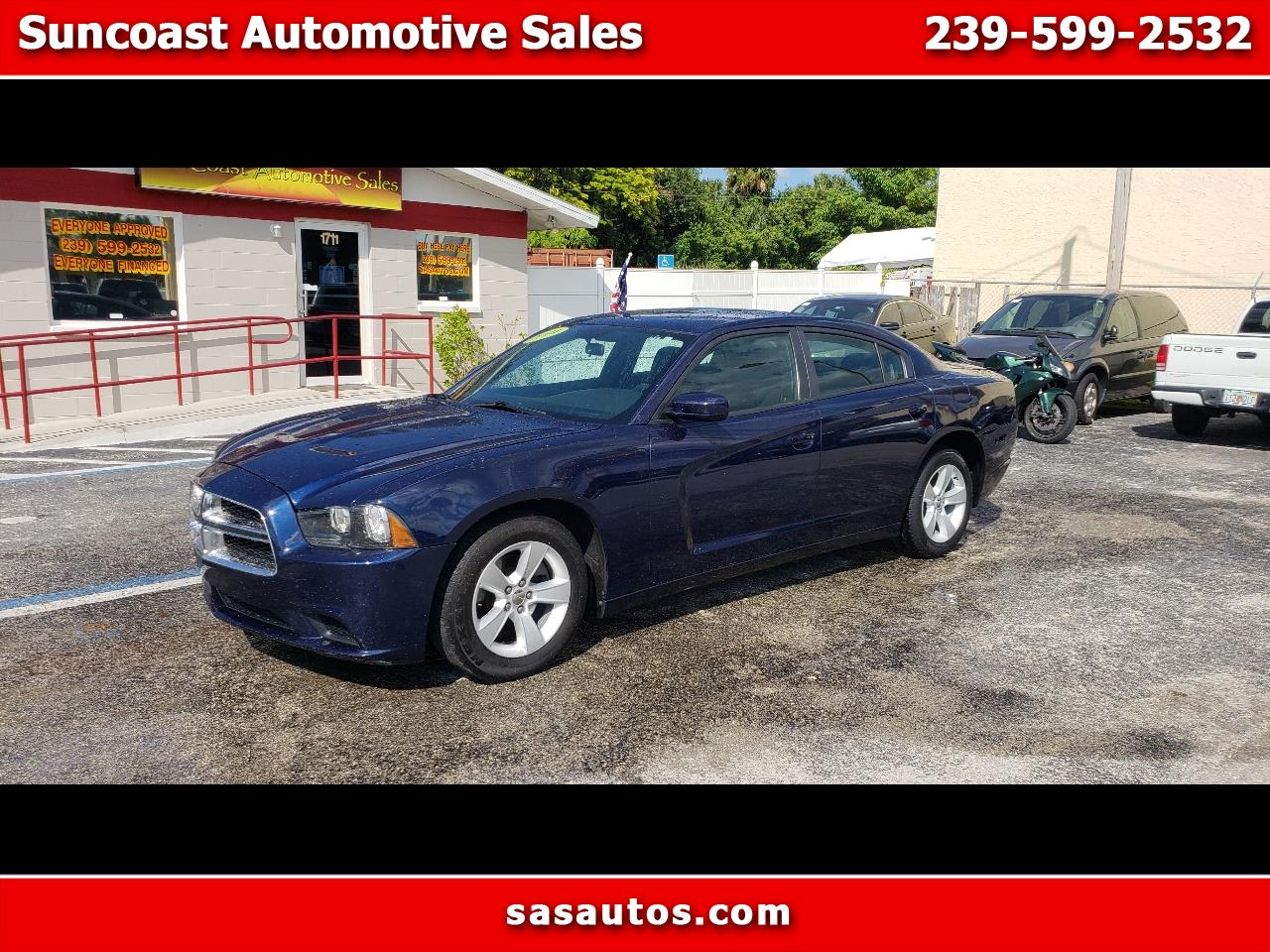 2014 Dodge Charger 4dr Sdn SE RWD