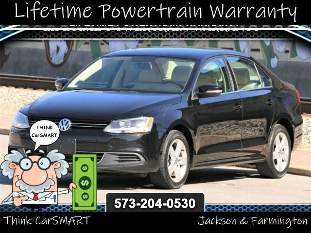 2013 Volkswagen Jetta 4dr DSG TDI w/Premium *Ltd Avail*