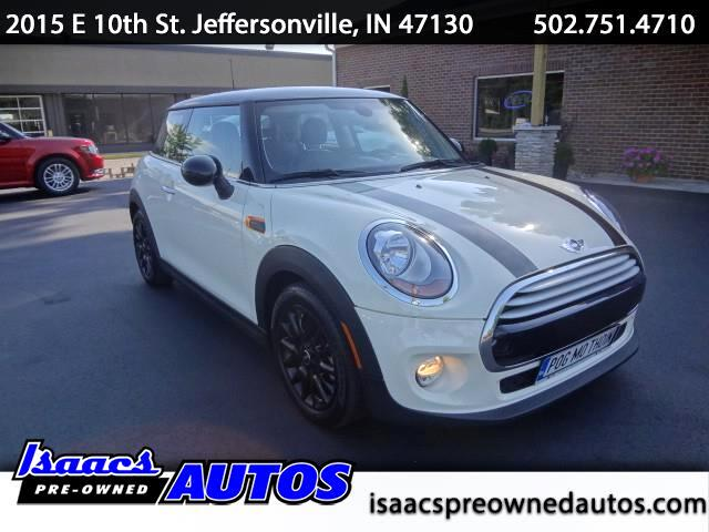 2015 MINI Cooper 6 Speed