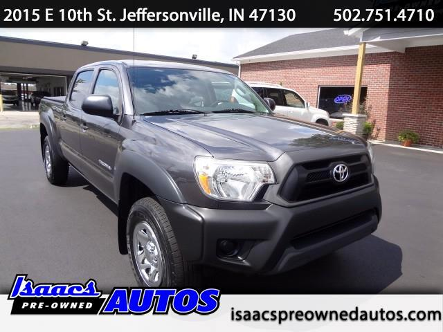 2013 Toyota Tacoma PreRunner Double Cab Long Bed V6 2WD