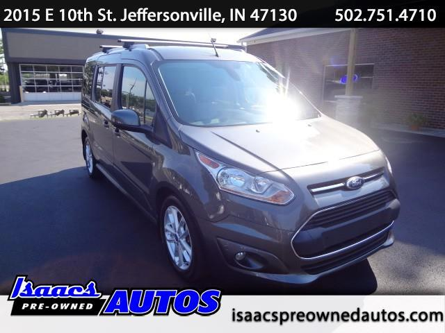 2015 Ford Transit Connect Wagon Titanium w/Rear Liftgate LWB
