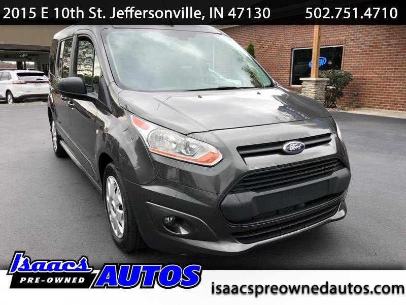 2016 Ford Transit Connect Wagon XLT w/Rear Liftgate LWB