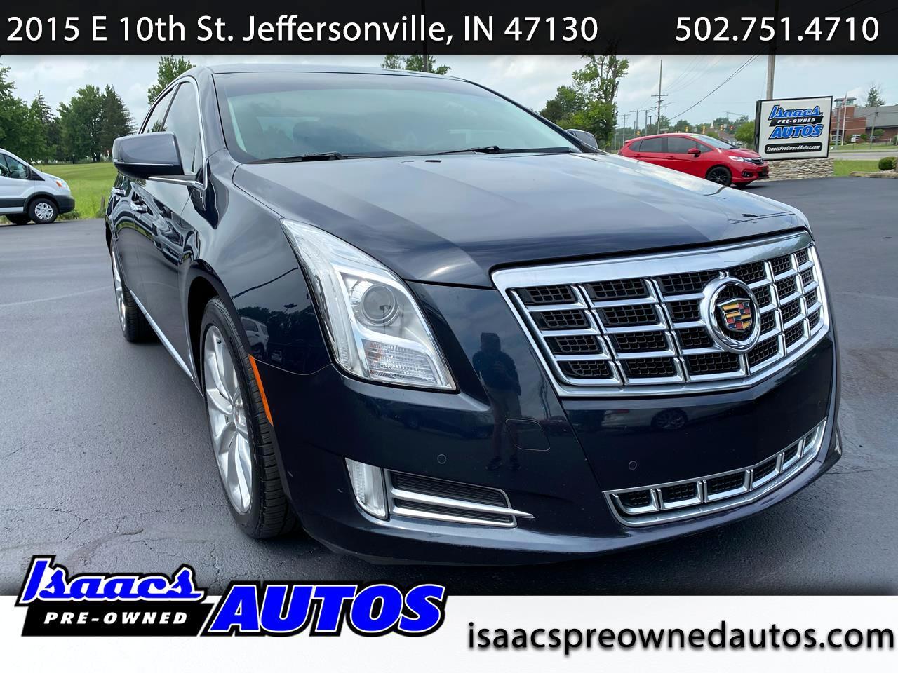 Cadillac XTS 4dr Sdn Luxury AWD 2013