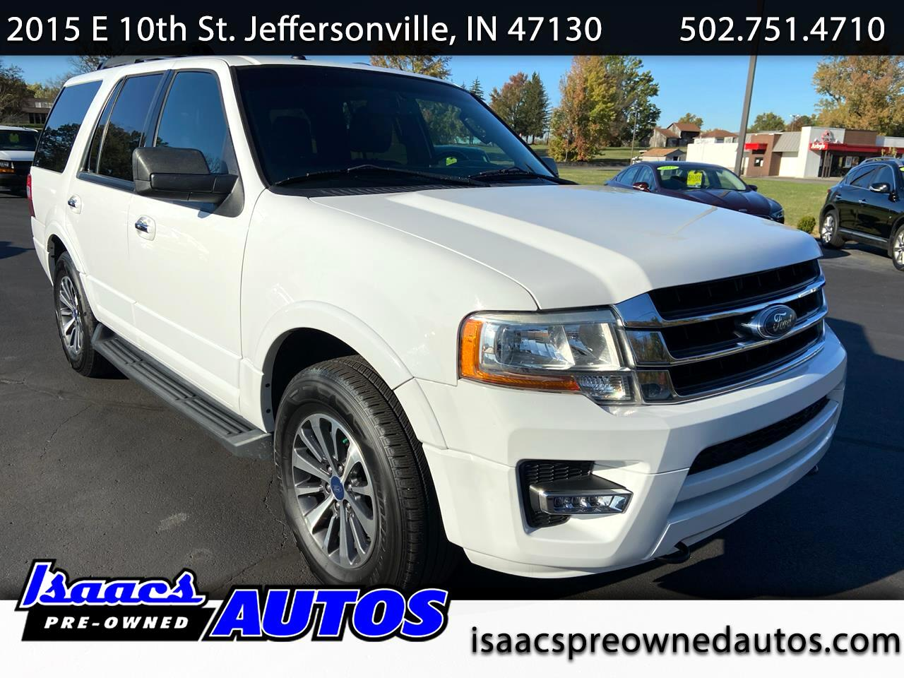"Ford Expedition 119"" WB XLT 4WD 2015"