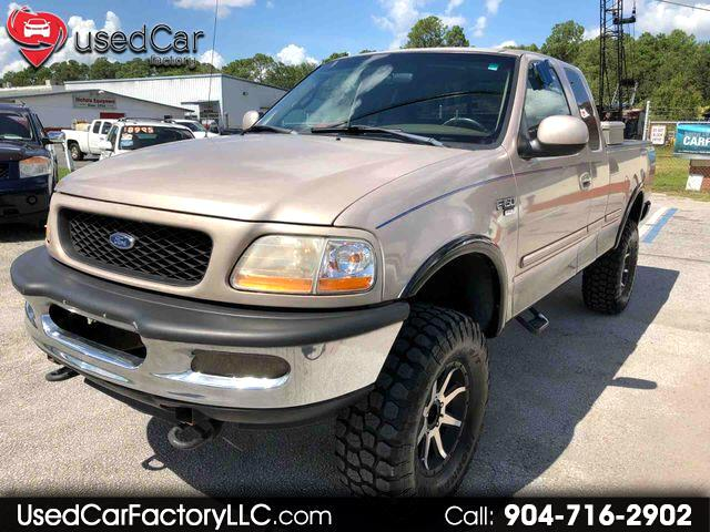 1998 Ford F-150 XL SuperCab Long Bed 4WD