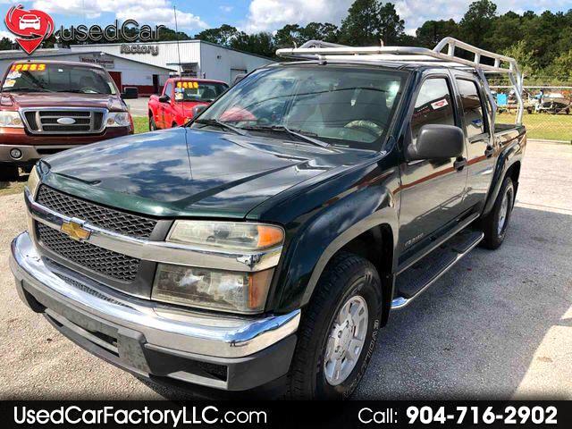 2005 Chevrolet Colorado LS Z85 Crew Cab 2WD w/1SB