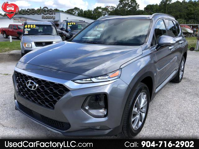 2019 Hyundai Santa Fe Ultimate 2.4 AWD