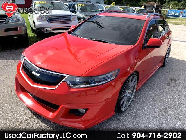 2014 Acura TSX Sport Wagon 5-Spd AT w/ Technology Package