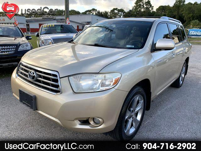 2009 Toyota Highlander AWD 4dr V6 Limited (Natl)