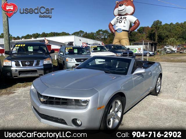 Chevrolet Camaro Convertible 2LT 2013
