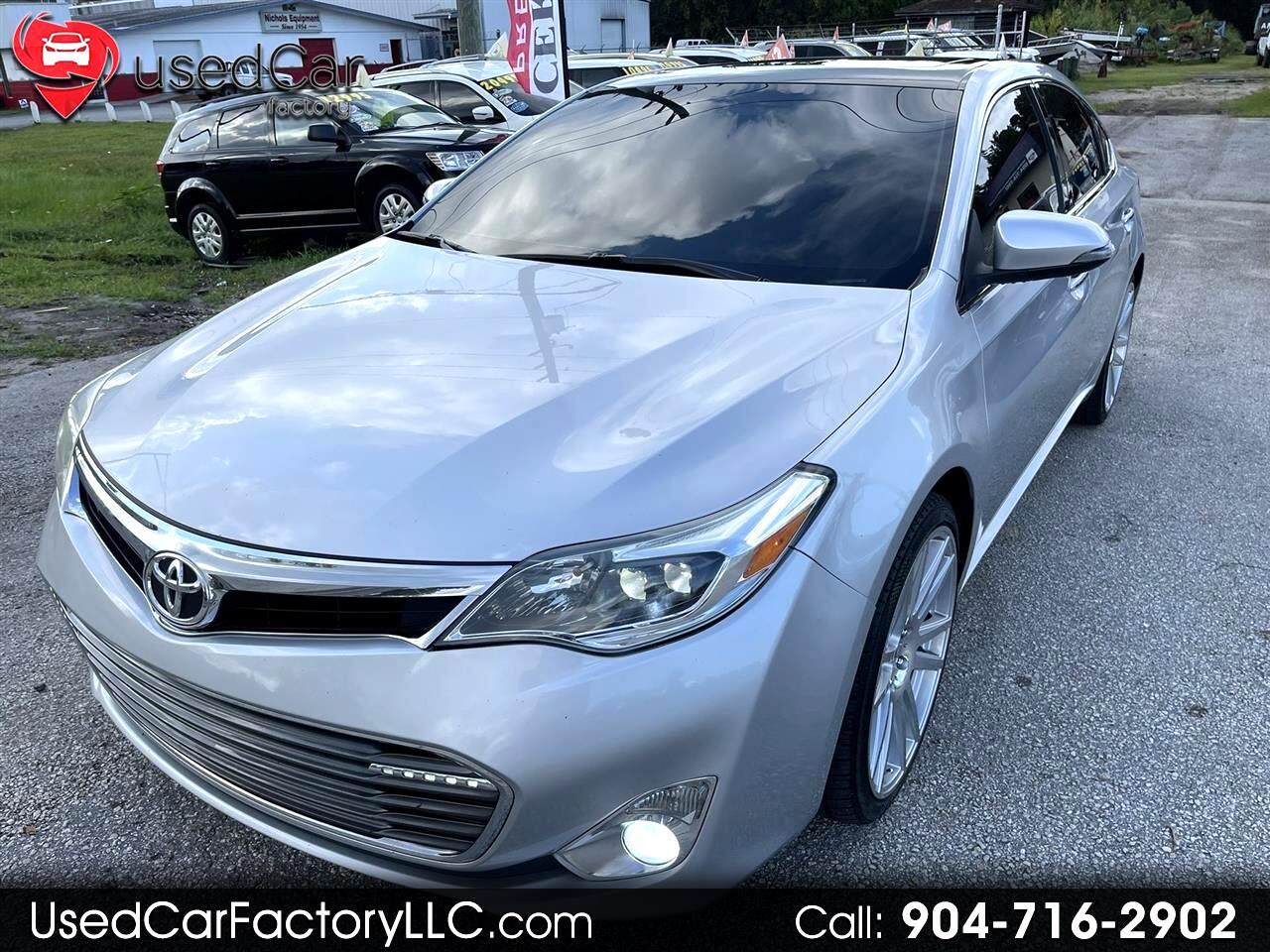 Toyota Avalon Limited 2014