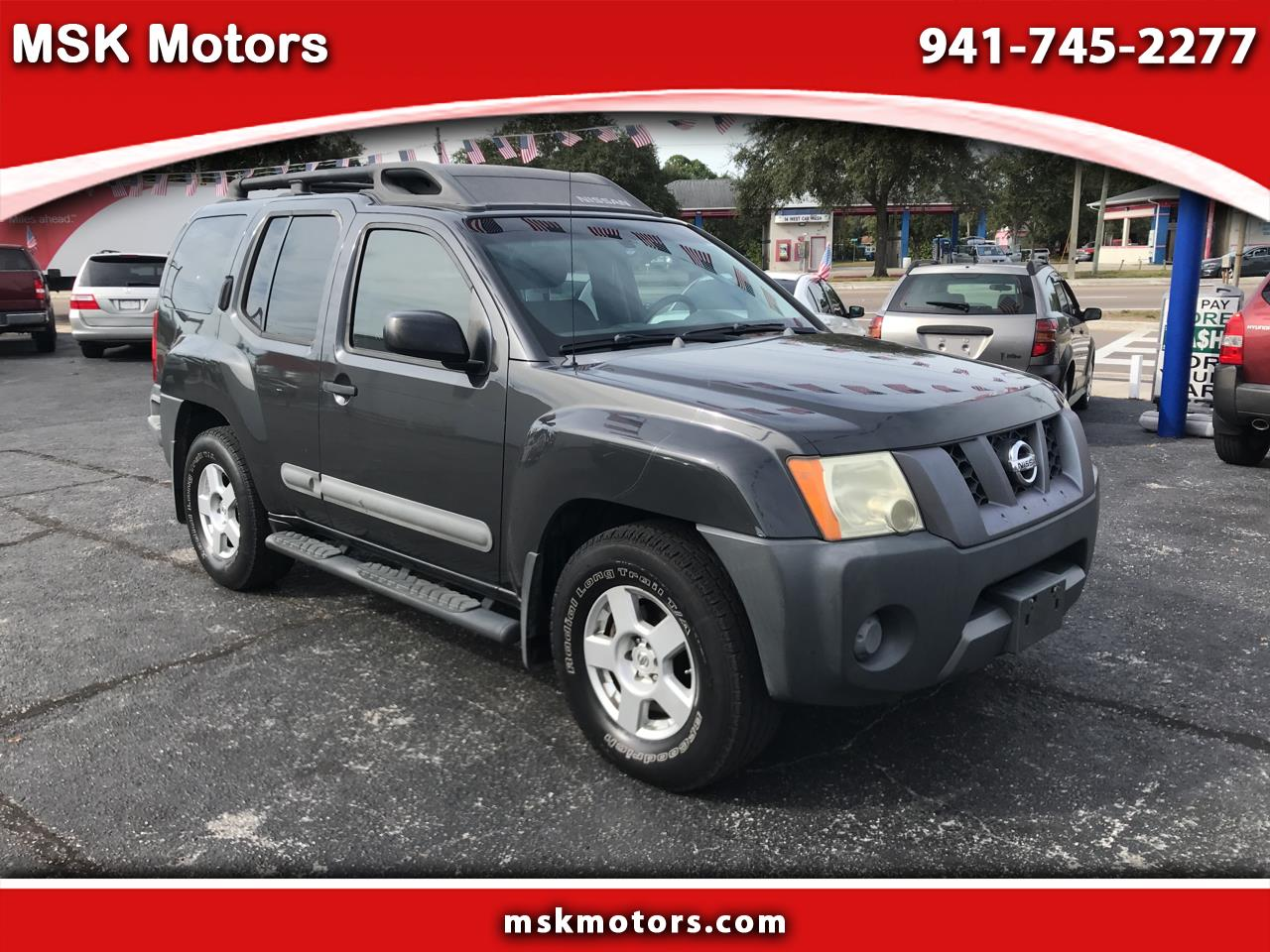 Nissan Xterra OR 2WD 2006