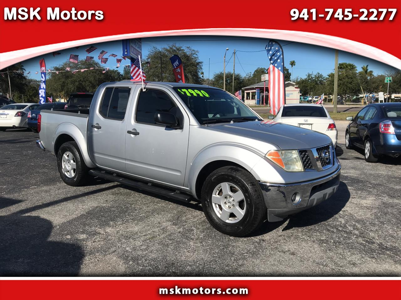 Nissan Frontier XE-V6 Crew Cab 2WD 2006