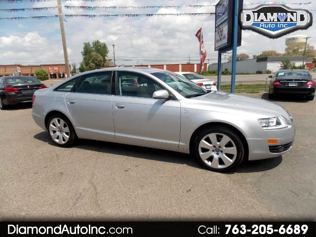 2007 Audi A6 3.2 Quattro awd/tiptronic Extra Clean
