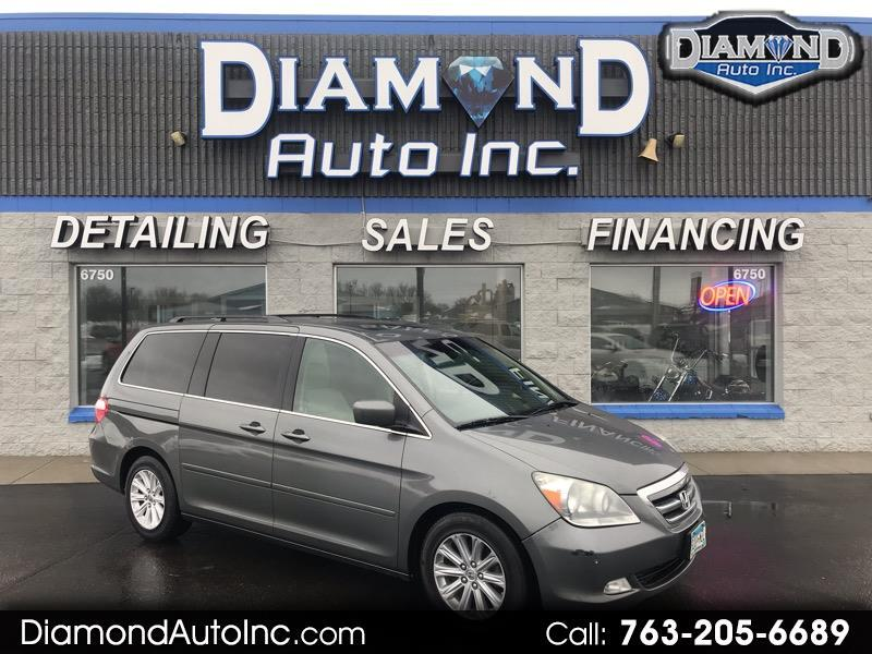 2007 Honda Odyssey Touring  w/ DVD and Navigation
