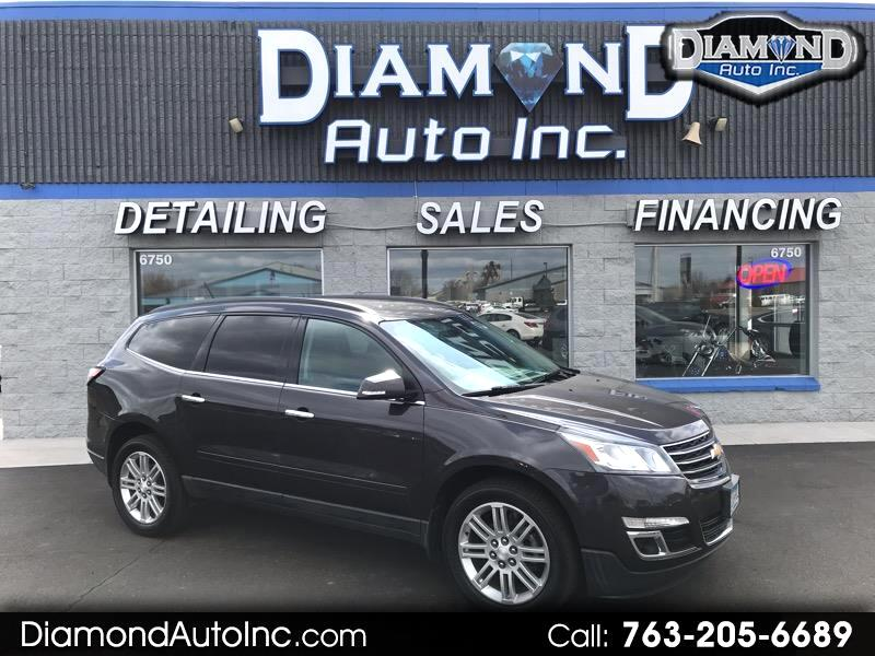 2014 Chevrolet Traverse LT AWD