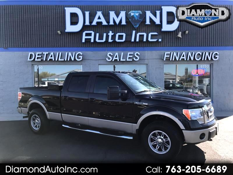 2009 Ford F-150 Lariat SuperCrew 6.5-ft Bed 4WD