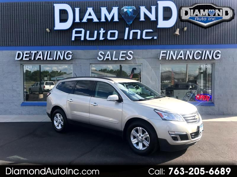 Chevrolet Traverse 2LT AWD 2013