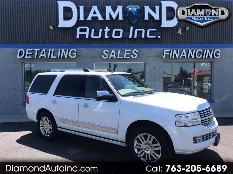 2010 Lincoln Navigator 4wd elite package
