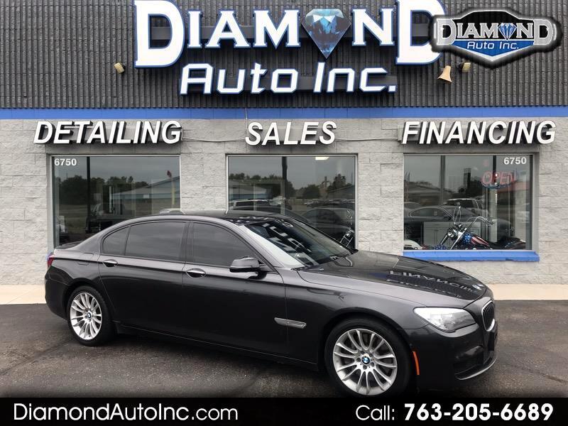 2013 BMW 750Li xDrive 750 LI X DRIVE