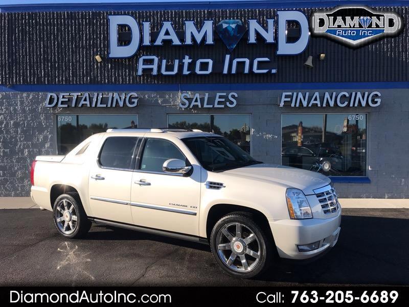Cadillac Escalade EXT Premium 2010