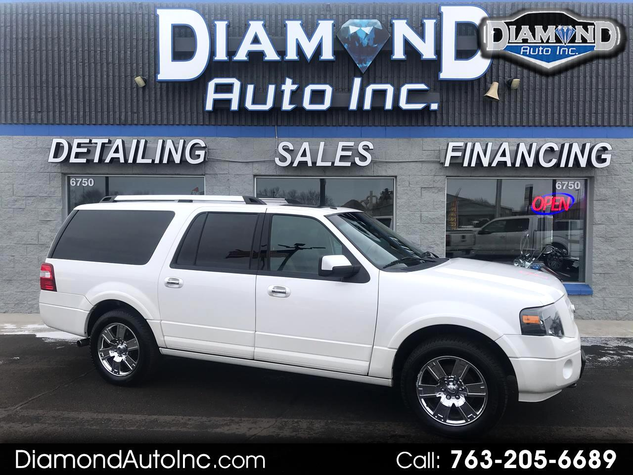 Ford Expedition EL Limited 4WD 2010