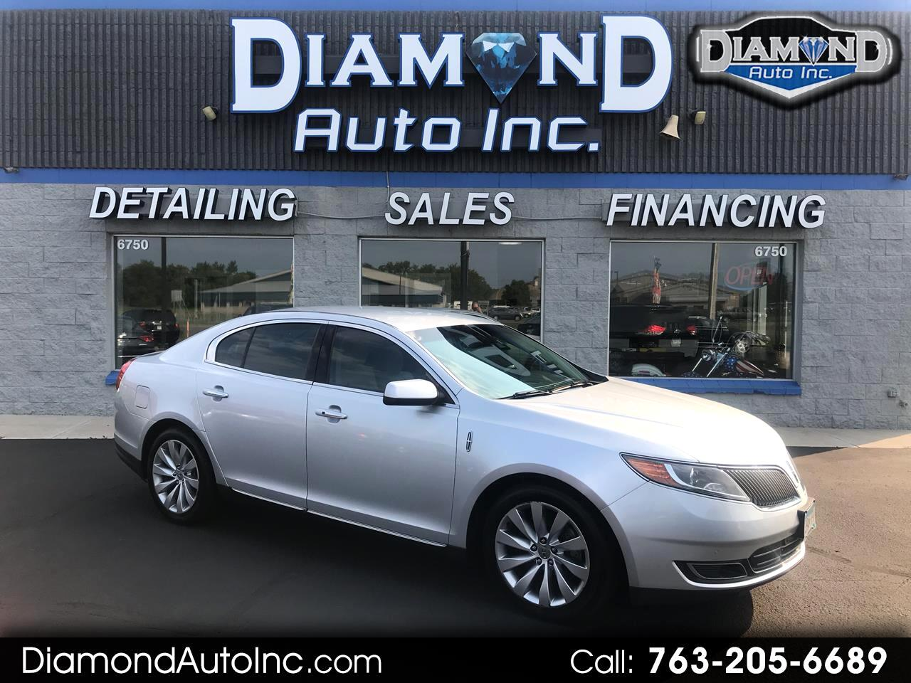 Lincoln MKS AWD 2014